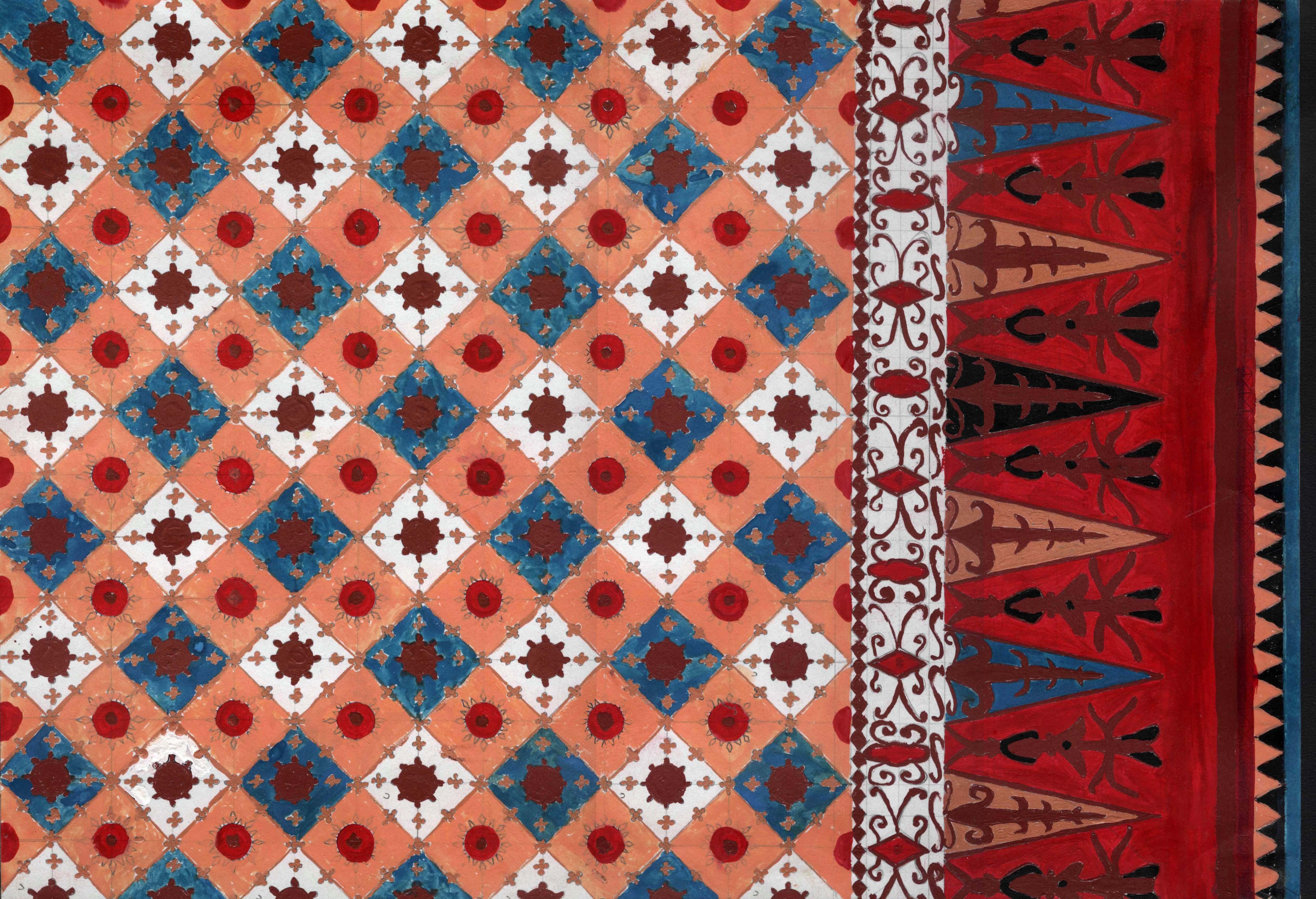 Online Catalog - Digital Collections - Pattern: batik dari Pekalongan ...